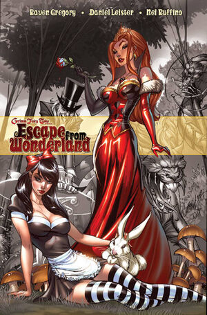 Escape from Wonderland (HC) Vol 1 1