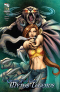 Grimm Fairy Tales Myths & Legends Vol 1 14-B
