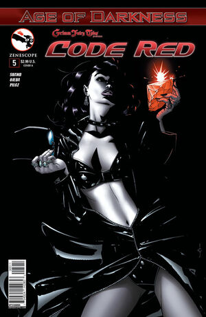 Grimm Fairy Tales Presents Code Red Vol 1 5