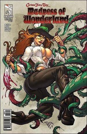 Grimm Fairy Tales Presents Madness of Wonderland Vol 1 3