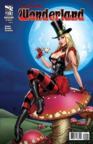 Grimm Fairy Tales Presents Wonderland Vol 1 15
