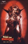 Tales from Wonderland Queen of Hearts Vol 1 1