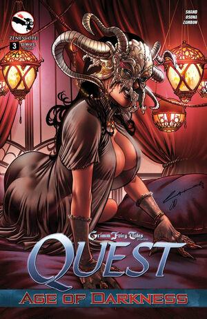 Grimm Fairy Tales Presents Quest Vol 1 3