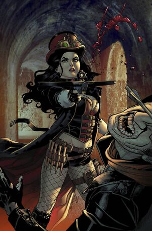 Grimm Fairy Tales Presents Helsing vs Dracula Vol 1 2-PA