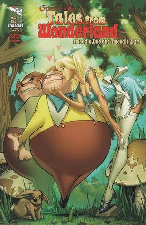 Tales from Wonderland Tweedle Dee & Tweedle Dum Vol 1 1