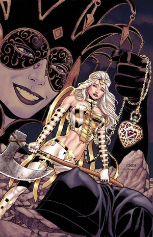 Grimm Fairy Tales Presents White Queen Vol 1 1-PA