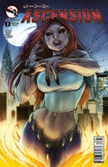 Grimm Fairy Tales Presents Ascension Vol 1 3-C