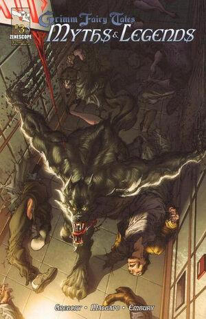 Grimm Fairy Tales Myths & Legends Vol 1 3