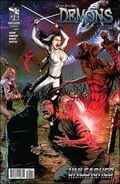 Grimm Fairy Tales Presents Demons The Unseen Vol 1 1