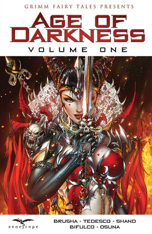 Grimm Fairy Tales Age of Darkness (TPB) Vol 1 1
