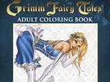 Grimm Fairy Tales Adult Coloring Book Vol 1 1