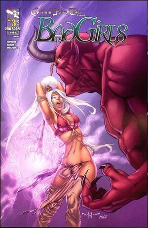 Grimm Fairy Tales Presents Bad Girls Vol 1 3