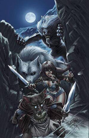 Grimm Fairy Tales Presents Warlord of Oz Vol 1 4-PA