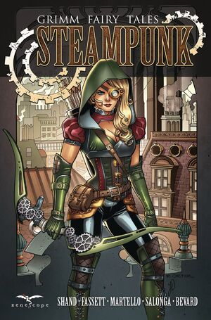 Grimm Fairy Tales Steampunk (TPB) Vol 1 1