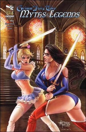 Grimm Fairy Tales Myths & Legends Vol 1 24