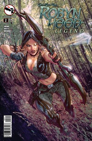 Grimm Fairy Tales Presents Robyn Hood Legend Vol 1 2