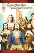 Grimm Fairy Tales The Dream Eater Saga Vol 1 1-B