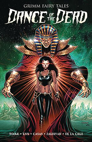 Grimm Fairy Tales Dance of the Dead (TPB) Vol 1 1-PA