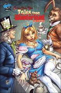 Tales from Wonderland Mad Hatter Vol 1 1-B