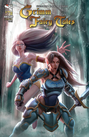 Grimm Fairy Tales Vol 1 72