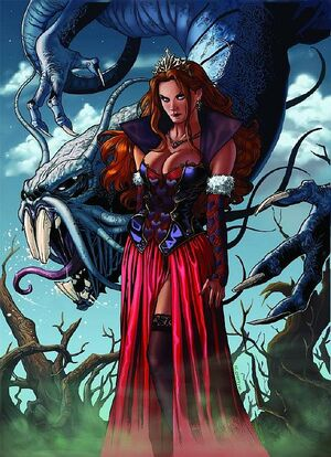 Grimm Fairy Tales Presents Wonderland Through the Looking Glass Vol 1 1-PA