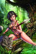 Grimm Fairy Tales Presents The Jungle Book Last of The Species Vol 1 4-PA