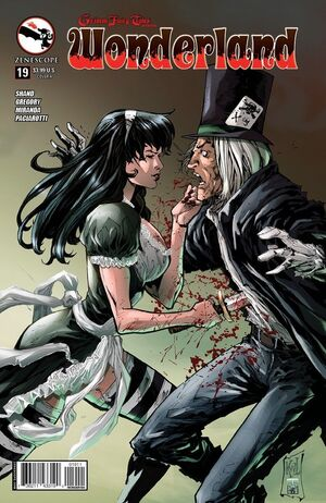 Grimm Fairy Tales Presents Wonderland Vol 1 19