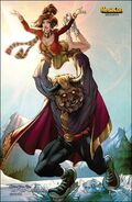 Grimm Fairy Tales Presents The Library Vol 1 4-C