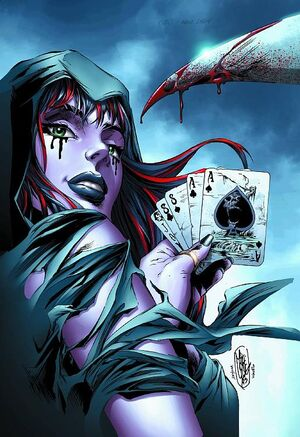 Grimm Fairy Tales Presents Wonderland Through the Looking Glass Vol 1 4-PA