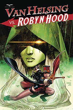 Van Helsing vs. Robyn Hood Vol 1 3-PA