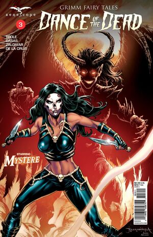 Grimm Fairy Tales Dance of the Dead Vol 1 3