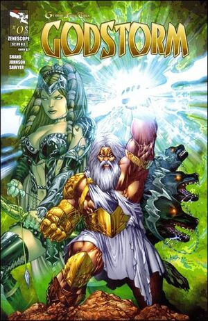 Grimm Fairy Tales Presents Godstorm Vol 1 0