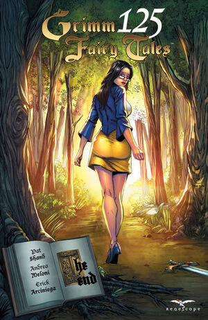Grimm Fairy Tales Vol 1 125