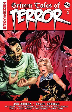 Grimm Tales of Terror (HC) Vol 2 1