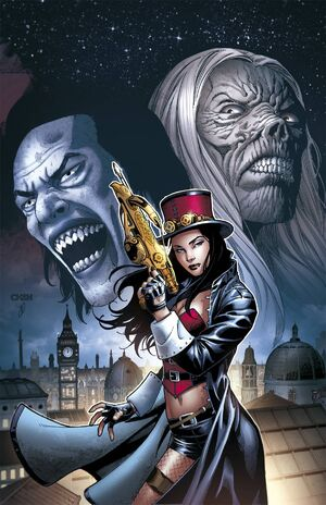 Grimm Fairy Tales 10th Anniversary Special Vol 1 6-PA