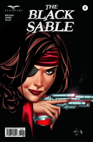 The Black Sable Vol 1 2