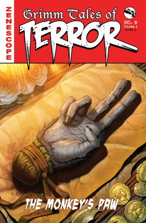 Grimm Tales of Terror Vol 2 8-PA
