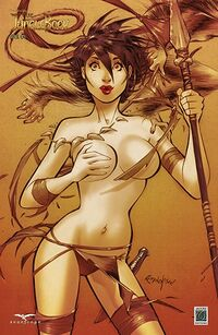 Grimm Fairy Tales Presents The Jungle Book Vol 1 4-F