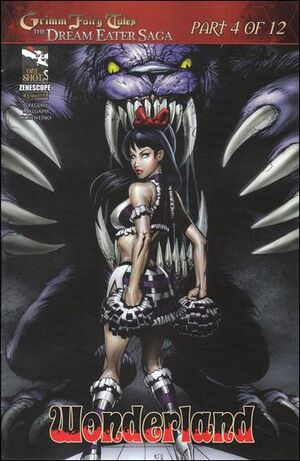 Grimm Fairy Tales The Dream Eater Saga Vol 1 4