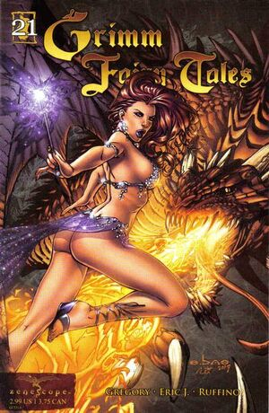 Grimm Fairy Tales Vol 1 21