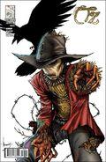 Grimm Fairy Tales Presents Oz Vol 1 2-D