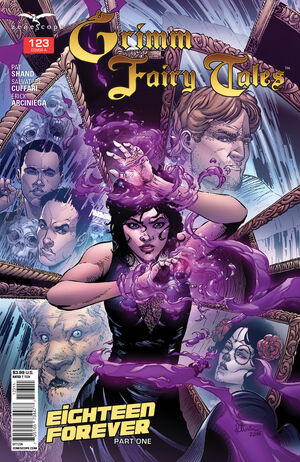 Grimm Fairy Tales Vol 1 123