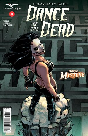 Grimm Fairy Tales Dance of the Dead Vol 1 4