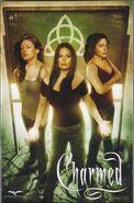 Charmed Vol 1 1-E