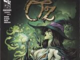 Grimm Fairy Tales Presents Oz Vol 1 2