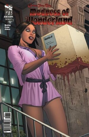 Grimm Fairy Tales Presents Madness of Wonderland Vol 1 1