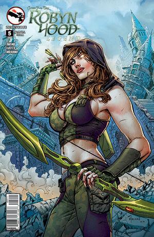 Grimm Fairy Tales Presents Robyn Hood Legend Vol 1 5