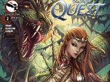 Grimm Fairy Tales Presents: Quest Vol 1 2