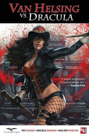 Van Helsing vs. Dracula (TPB) Vol 1 1