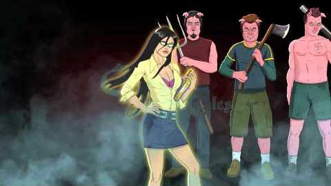 Grimm Fairy Tales Animated Trailer-1